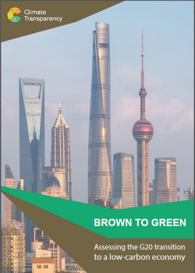 Cover: Brown to Green