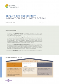 Japan's G20 Presidency_Innovation for Climate Action