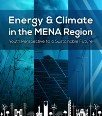 Cover des Hintergrundpapiers: Energy 6 Climate in the MENA Region