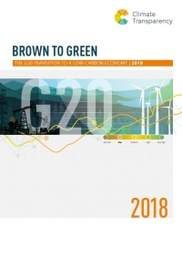 Cover Brown to Green Report 2018