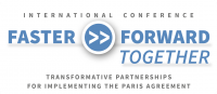 "Logo ""Faster Forward Conference 2019"""