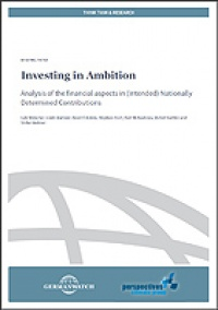 Cover Investing in Ambition