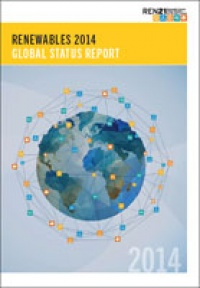 Cover Global Status Report 2014