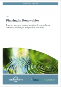 Cover: Phasing in Renewables