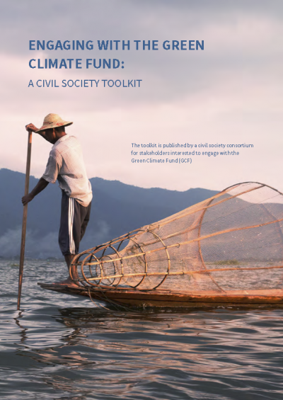 Toolkit_Engaging with the Green Climate Fund