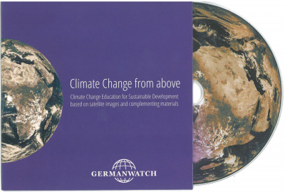 DVD Cover Climate Change from above