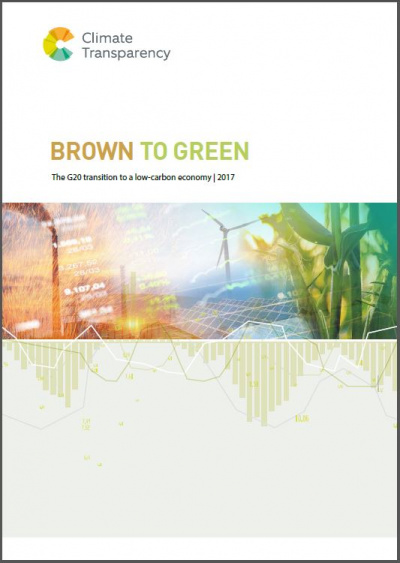 Cover: Brown to Green 2017