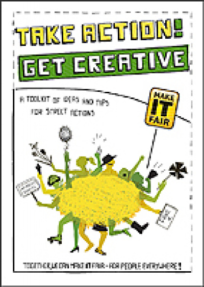 Cover Take Action