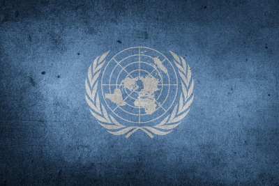 Flagge der Vereinten Nationen, United Nations Flag